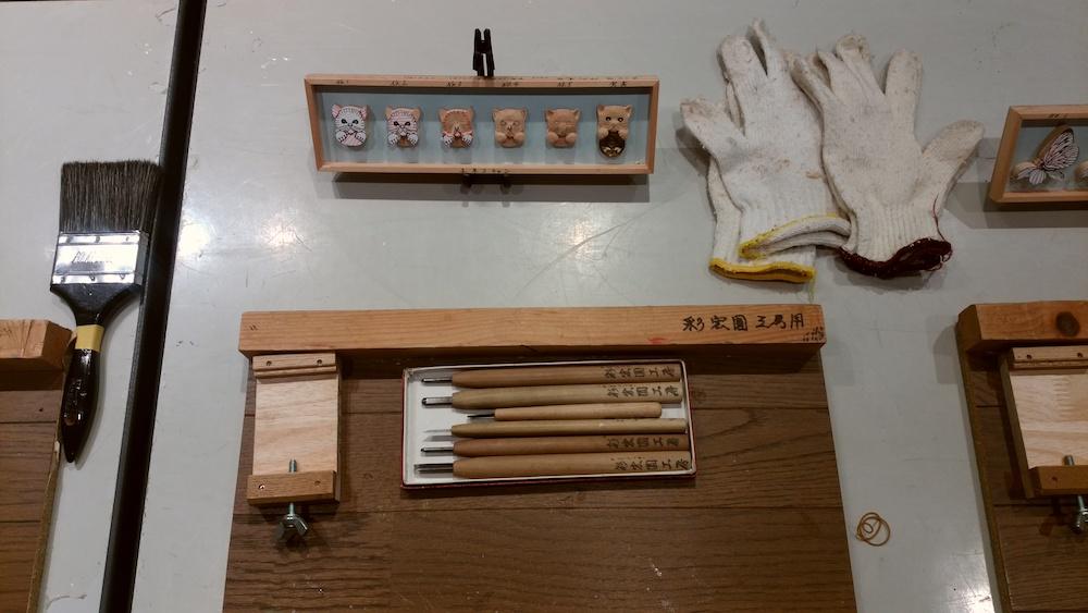 木彫体験セット